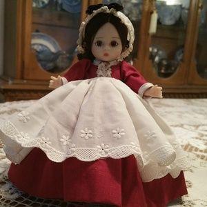 "Vintage Madame Alexander Marme Doll 8"" 1960s"